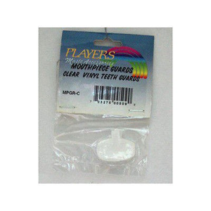 Players Players Mouthpiece Guard- Clear Vinyl Teeth Guards