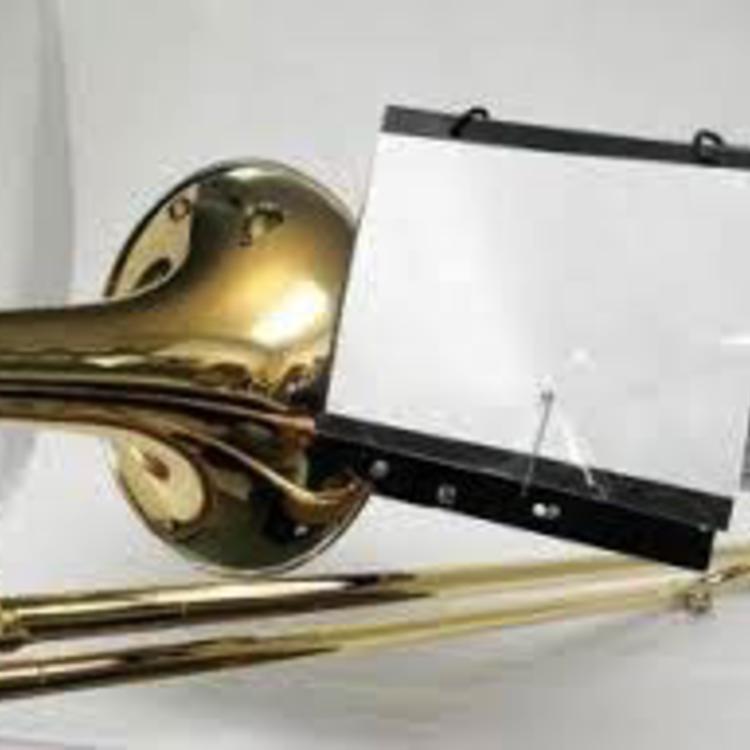 DEG Trombone Clamp on Lyre