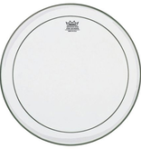 "Remo 14"" Clear Pinstripe Batter"