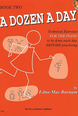 Hal Leonard Hal Leonard A Dozen a Day Book Two