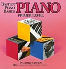 Bastien Bastien Piano Basics Piano Primer Level