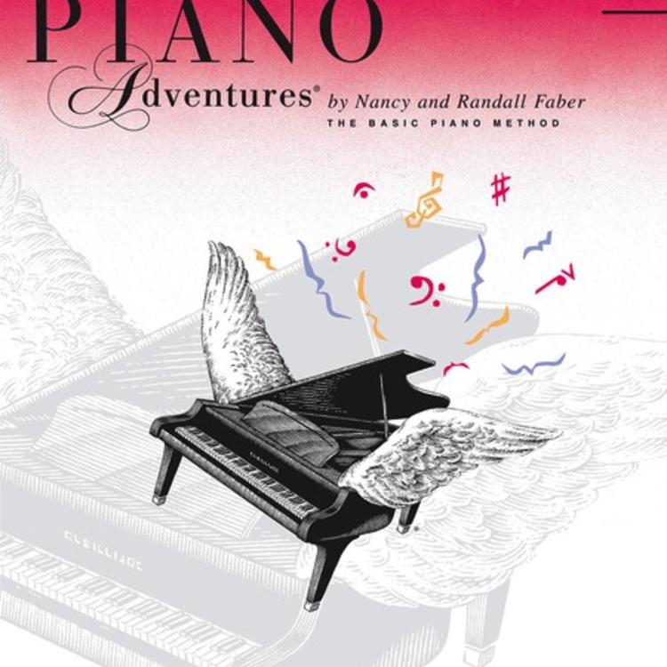 Hal Leonard Hal Leonard Piano Adventures:  Lesson Book Level 1