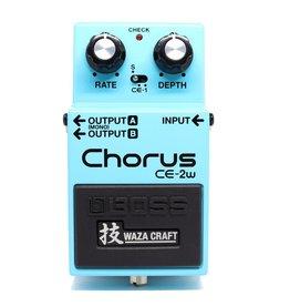 Boss BOSS CE-2W Waza Craft Chorus Pedal