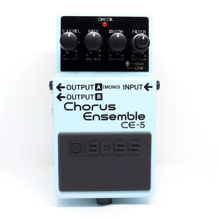 Boss BOSS CE-5 Stereo Chorus Ensemble Pedal