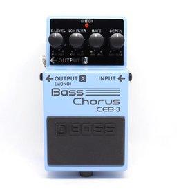 Boss BOSS CEB-3 Bass Chorus Pedal