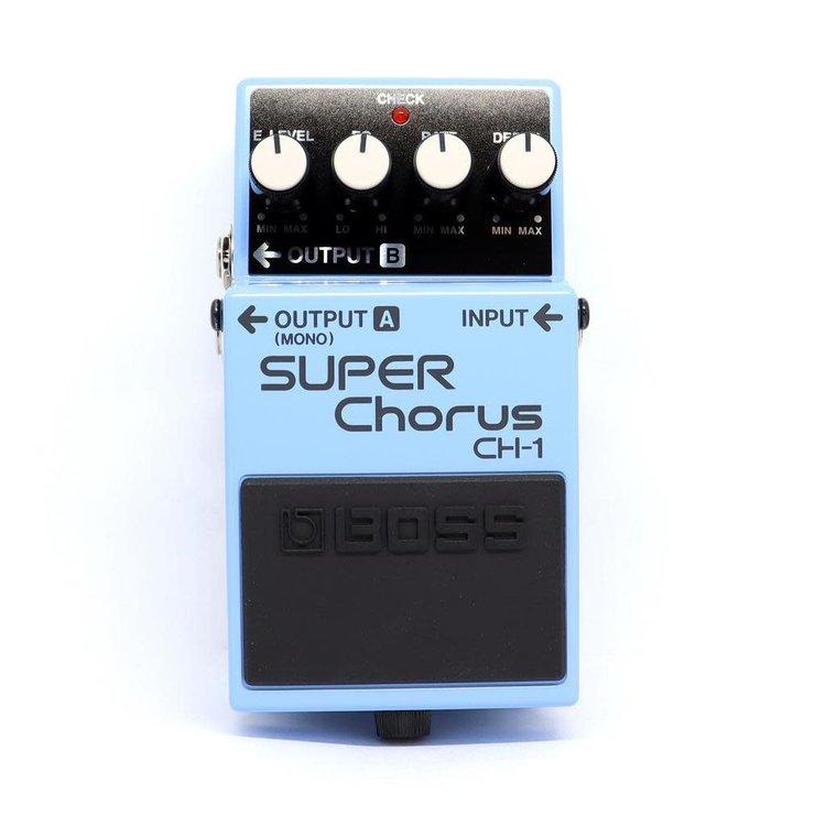 Boss BOSS CH-1 Stereo Super Chorus Pedal