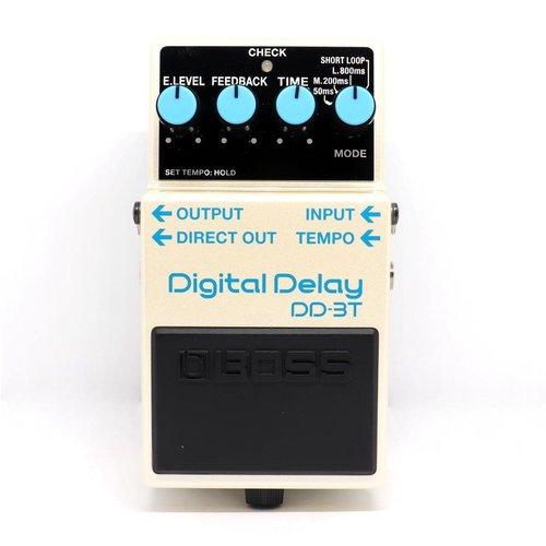 Boss BOSS DD-3T Digital Delay Pedal