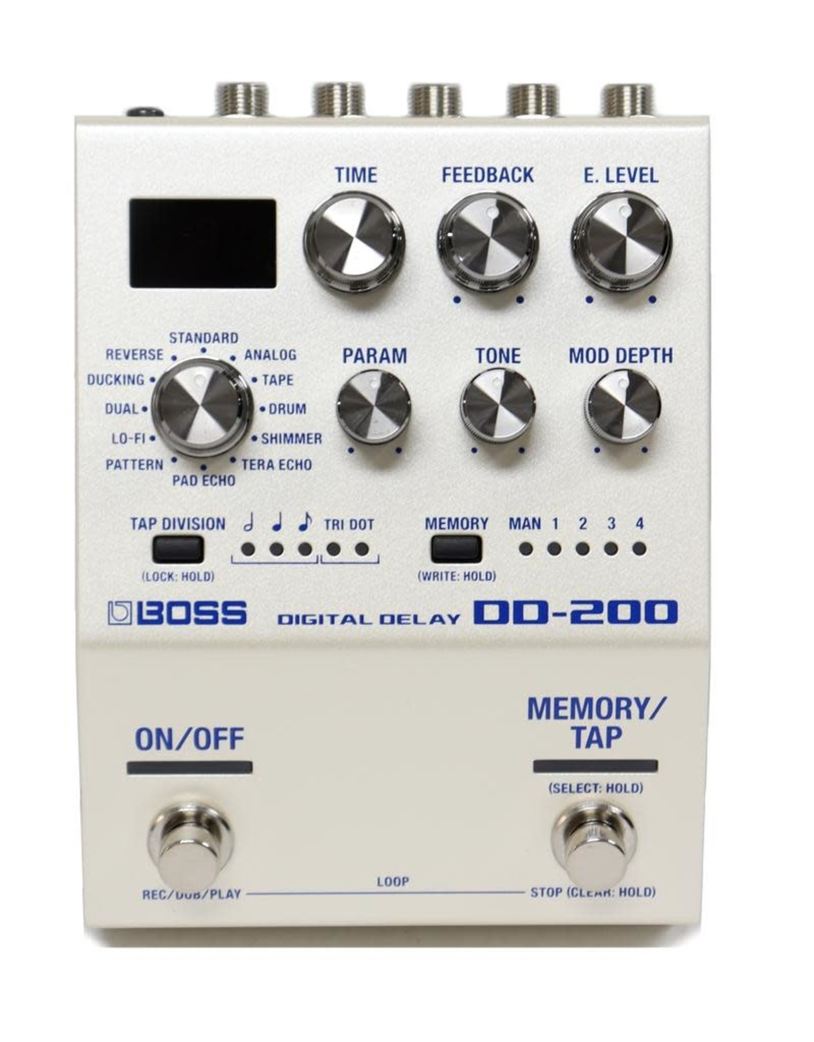 Boss BOSS DD-200 Digital Delay Pedal