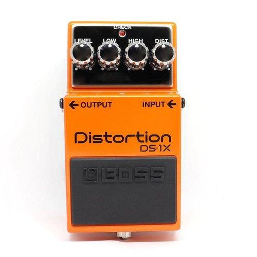 Boss BOSS DS-1X Distortion Pedal