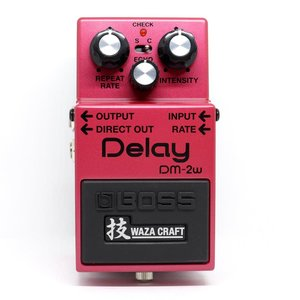 Boss BOSS DM-2W Waza Craft Delay Pedal