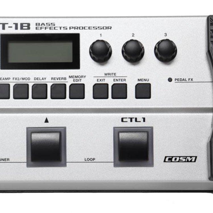 Boss BOSS GT-1B Bass Multi-effects Processor