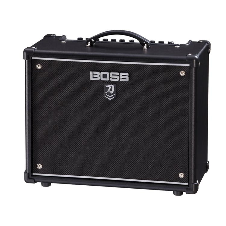 """Boss BOSS Katana-50 MkII 1x12"""" 50-watt Combo Amp"""
