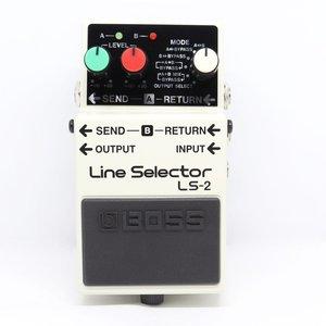 Boss BOSS LS-2 Line Selector Pedal