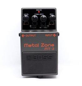 Boss BOSS MT-2 Metal Zone Distortion Pedal