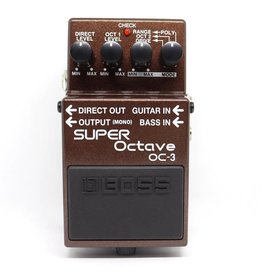 Boss BOSS OC-3 Dual Super Octave Pedal