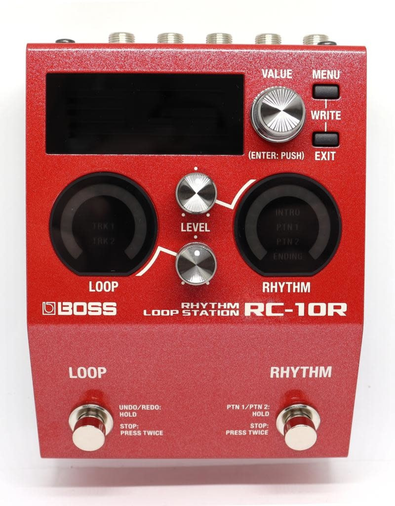 Boss BOSS RC-10R Rhythm Loop Station Pedal