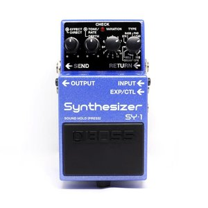 Boss BOSS SY-1 Guitar Synthesizer Pedal
