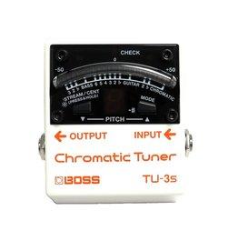 Boss BOSS TU-3S Chromatic Tuner and Power Supply
