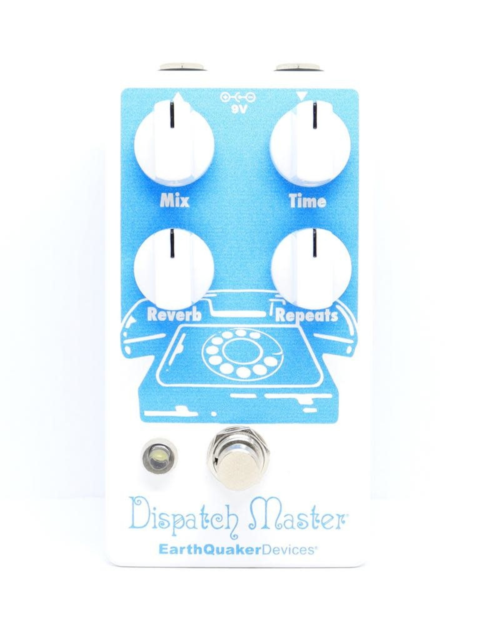 EarthQuaker Devices EarthQuaker Devices Dispatch Master Delay & Reverb  V3
