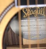 Seagull Seagull Artist Studio CH HG EQ Rosewood SF w/TRIC Case