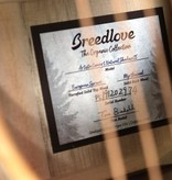 Breedlove Breedlove Artista Concert Natural Shadow CE Torrefied European-Myrtlewood w/Gig Bag