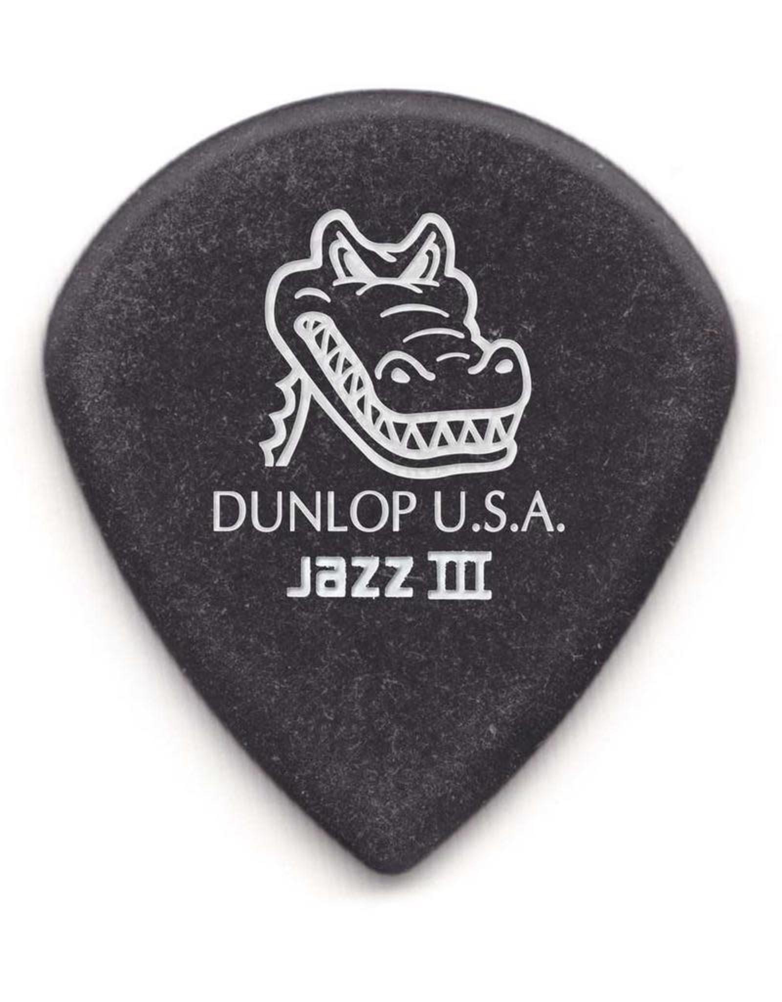 Dunlop Dunlop Gator Grip Jazz III - 6 Pack