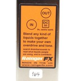 Rainger FX Rainger FX Mini Bar Distortion Pedal