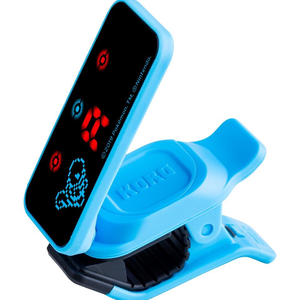 Korg Korg Pitchclip 2 Tuner in Squirtle Pokemon Edition