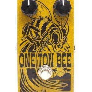 Mojo Hand FX Mojo Hand FX One Ton Bee Fuzz