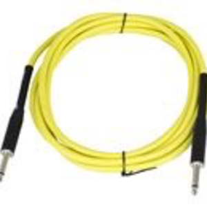 Peavey Peavey PV 20' Yellow Inst Cable