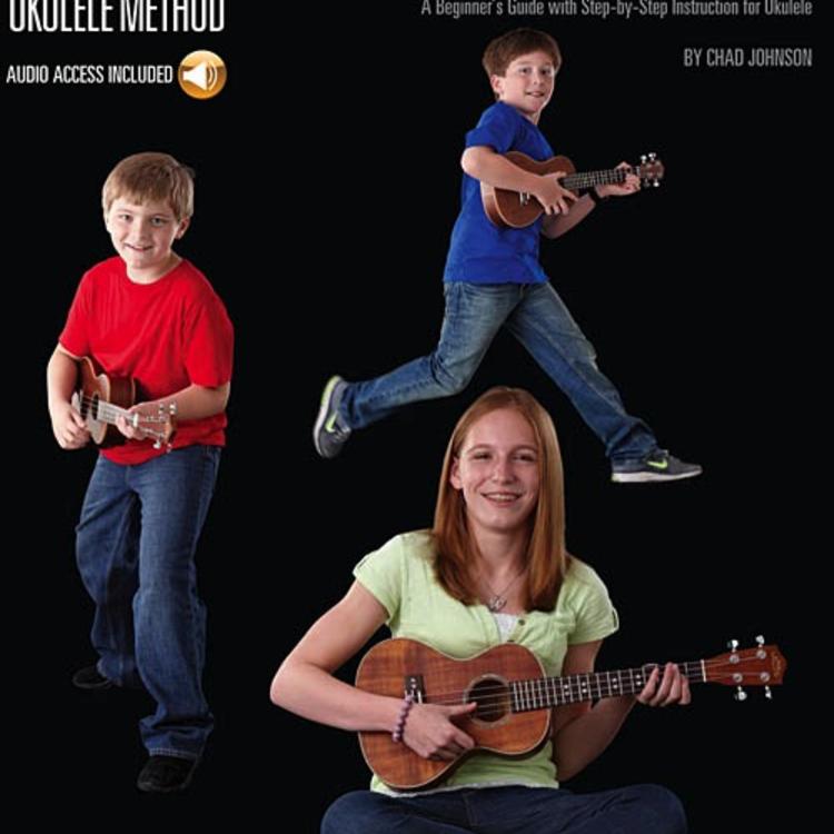 Hal Leonard Hal Leonard Ukulele for Kids: A Beginner's Guide Method Book