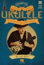 Hal Leonard Hal Leonard Essential Strums and Strokes for Ukulele