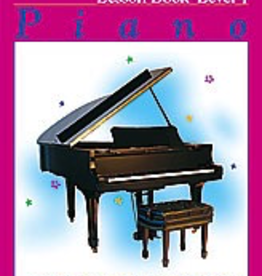 Alfred Music Alfred's Basic Piano Course - Lesson Book: Level 4