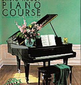 Alfred Music Alfred's Basic Adult Piano Course - Lesson Book: Level 2