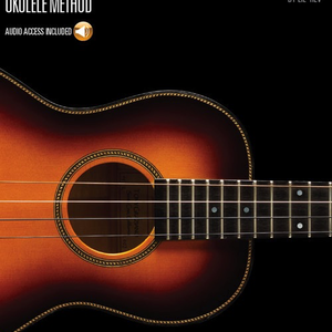 Harris Teller Hal Leonard Baritone Ukulele Method - Book 1 w/Online Audio Access