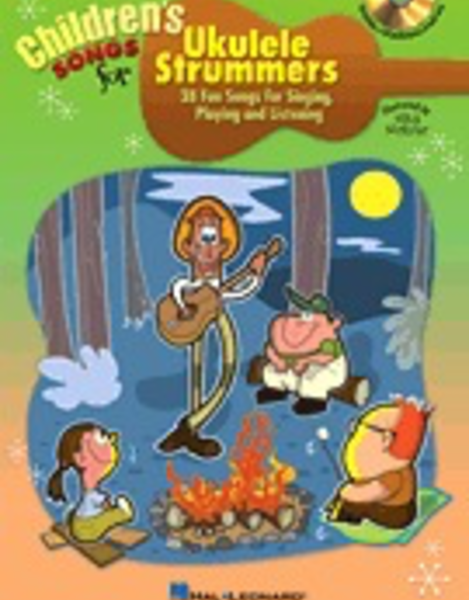 Hal Leonard Children's Songs for Ukulele Strummers