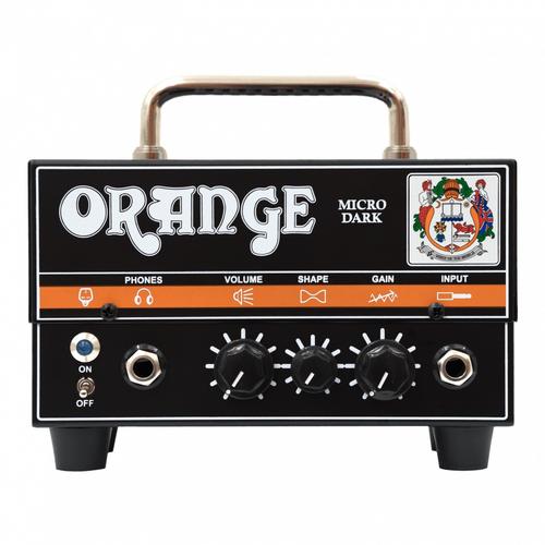 Orange Orange Micro Dark 20W Hybrid Head