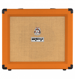 "Orange Orange Crush 35 Watt, 4 Stage Pre, Reverb & Tuner, Channel Switching, FX loop, CabSim HP Out, Aux in,10"" Spkr"