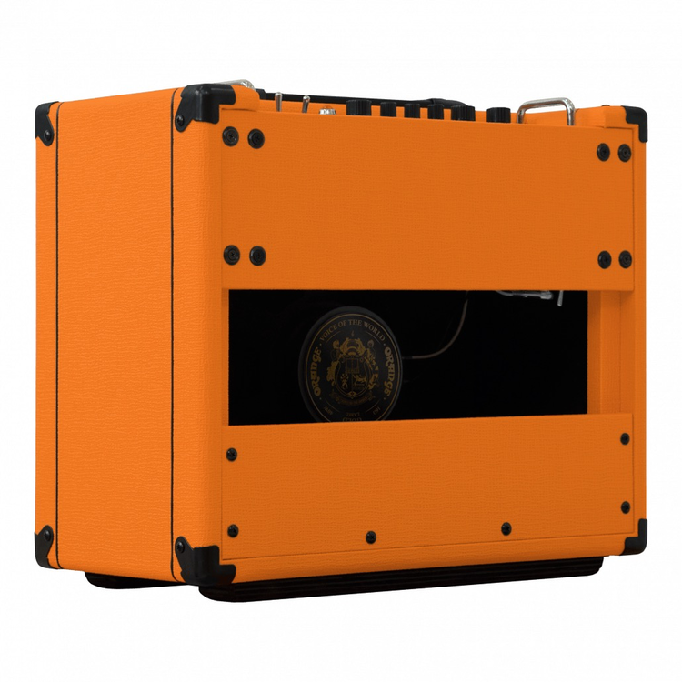 "Orange Orange Rocker 15 1x10"" 15/7/1/0.5W Tube Combo Amp - Orange"