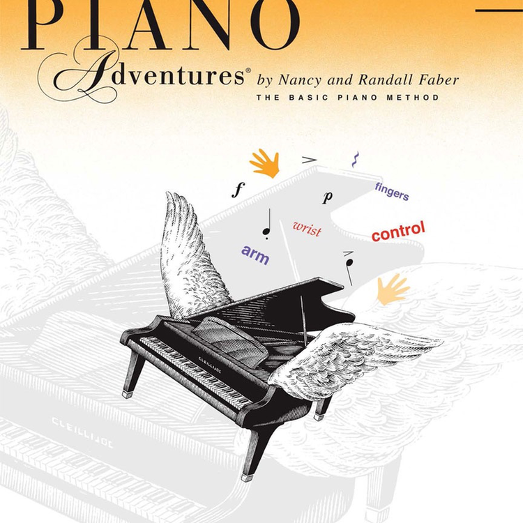 Hal Leonard Faber PIano Adventures Level 4 - Technique & Artistry