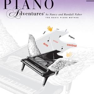 Hal Leonard Faber Piano Adventures Level 3B - Technique & Artistry