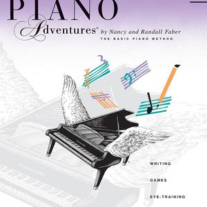 Hal Leonard Faber Piano Adventures Level 3B - Theory Book