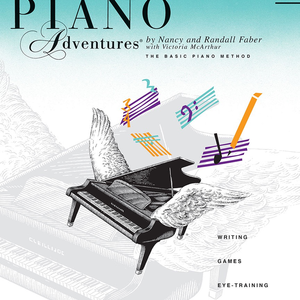 Hal Leonard Faber Piano Adventures Level 3A - Theory Book
