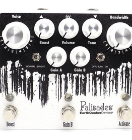 EarthQuaker Devices EarthQuaker Devices Palisades Mega Ultimate Overdrive Classic V2