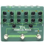 Electro-Harmonix Electro-Harmonix Tri Parallel Mixer - Parallel FX Loop Mixer and Switcher, 9.6DC-200 PSU included