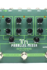 Electro-Harmonix Electro-Harmonix Tri Parallel Mixer - Parallel FX Loop Mixer and Switcher, 9.6DC-200 PSU included