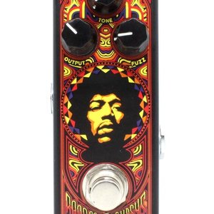 MXR Dunlop Jimi Hendrix '69 Psych Band of Gypsys Fuzz Mini