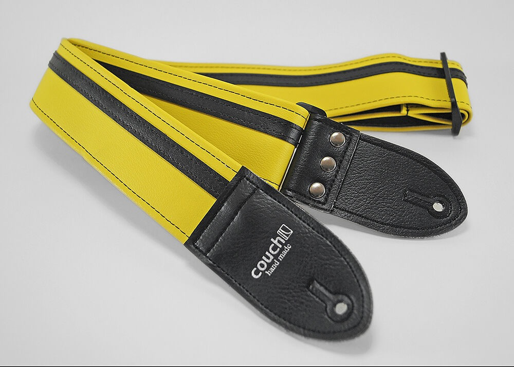 Couch Straps Couch Straps Yellow W/ Black Racer X GS
