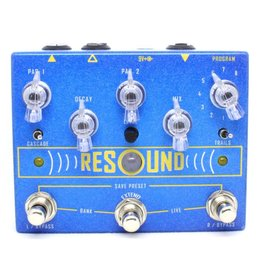Cusack Music Cusack Music Resound Digital Reverb w/Presets & Extend Switch