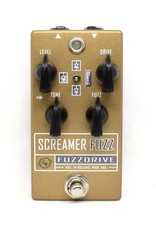 Cusack Music Cusack Music Screamer Fuzz Fuzzdrive